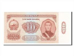 [#154382] Mongolie, 10 Tugrik Type Sukhe-Bataar - Mongolia