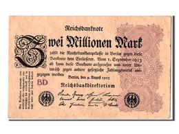 Allemagne, 2 Millions Mark Type 1923 - 2 Millionen Mark
