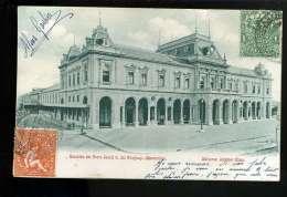 R BTPYS URUGUAY Montevideo  Estacion Del Ferro Carril - Uruguay