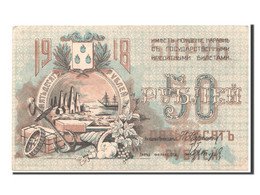 Russie, 50 Roubles Type 1918 - Rusland