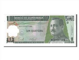 Guatemala, 1 Quetzal Type J. Orellana - Guatemala