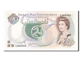 [#154337] Ile De Man, 10 Livres Type Elisabeth II - [ 4] Isle Of Man / Channel Island