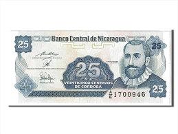 [#107499] Nicaragua, 25 Centavos Type F. H. De Cordoba - Nicaragua