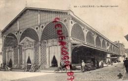 33 - LIBOURNE - LE MARCHE COUVERT - Libourne