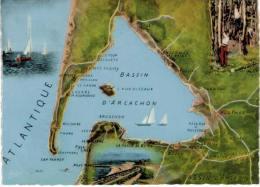 Bassin D'arcachon - Représentation - Arcachon