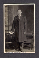 REAL PHOTO CABINET - VRAIS PHOTO POSTCARD - AROUND 1910 -1920 - PREMIER CAVALIER 1915 - Photographie