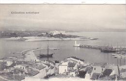 22799 Antibes Port Fort Carré -612 Giletta Voilier - Non Classés