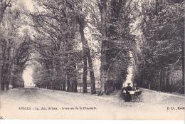 22803 ARRAS N°54 Aux Allées Avenues De La Citadelle -  BD Roubaix -femme Poussette