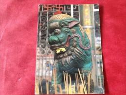 Malaise (Penang) Dragon De Temple Chinois -> Belgien - Malaysia