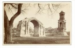 BOUCHES-DU-RHÔNE  /  SAINT-REMY-de-PROVENCE  /  CARTE-PHOTO , Tirage Argentique  UNIQUE