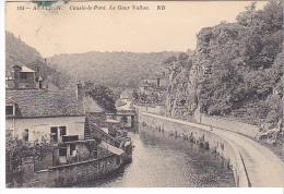 22812 AVALLON, COUSIN-LE-PONT.   Le Gour Vallon ND 184