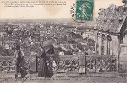 22814 Auxerre Vue Prise De La Tour Cathedrale -ND 94