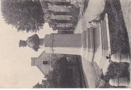 22815 AUVERS SUR OISE - 95 - La Statue De Daubigny - 347 ND Regarde à Gauche