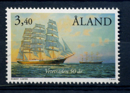 Aland 1999 / Boats Ships MNH Barcos / Ii20   1 - Barche