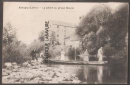 42--BALBIGNY--La Pêche Au Grand Moulin---animé - Otros Municipios