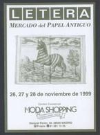 Madrid. *Letera 1999* Nueva. - Bolsas Y Salón Para Coleccionistas
