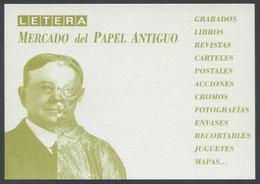 Madrid. *Letera 2004* Nueva. - Bolsas Y Salón Para Coleccionistas