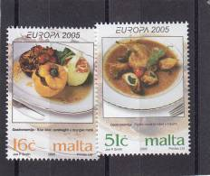 Malta Nº 1363 Al 1364 - Malta