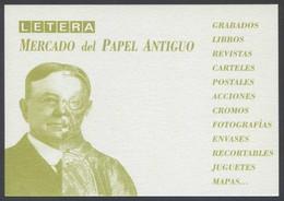 Madrid. *Letera 2004* Circulada 2004. - Bolsas Y Salón Para Coleccionistas
