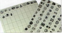 73 Wappen-Bilder Der Welt 4€ Zur Kennzeichnung Von Karten Büchern Alben+Sammlungen Ohne Farbe LINDNER #975 Waps Of World - Tarjetas Telefónicas