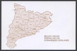 *Belles I Velles Postals De Les Comarques Catalanes* Sin Datos Editor. Nueva. - Bolsas Y Salón Para Coleccionistas