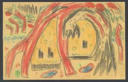Alemania. Hannover. *Jörg Weigelt Auktionen - Postksartenauktion 7 März 1990* Circulada. - Bolsas Y Salón Para Coleccionistas