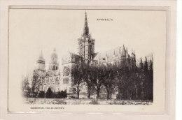 EVREUX (27) / EDIFICES / CATHEDRALES / Cathédrale Vue De Derrière  / Précurseur - Evreux