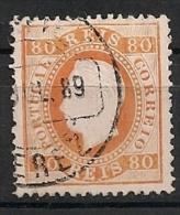 Portugal. 1870. N° 43. Oblit. - Portugal