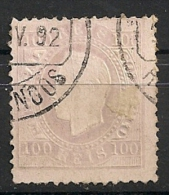 Portugal. 1870. N° 44. Oblit. - Portugal