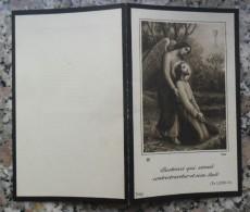 * LUTTINO PIEGHEVOLE IN LINGUA ITALIANA - POZZOLENGO BRESCIA E PONTE SAN NICOLO' PADOVA 1927 - - Images Religieuses