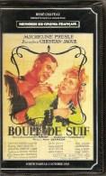 K7,VHS.René Chateau. BOULE DE SUIF. Micheline PRESLE, Berthe BOVY, Alfred ADAM, Louis SALOU - Romantique