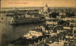 VENEZIA PANORAMA DEL CAMPANILE - Venezia