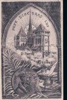 Genève St Pierre, Jean Calvin 1509 - 1564 Litho (2101) - GE Geneva