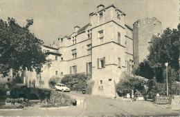 04  CHATEAU ARNOUX  -  L'Auberge Du Chateau  ( M,M JAUBERT Honoré )  RENAULT R4 - Sonstige Gemeinden