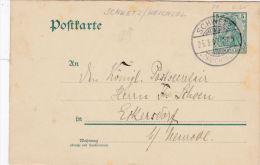1907 GERMAN POSTAL HISTORY - Deutschland