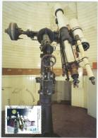 Portugal Maximum - Astronomy - Politécnica Observatory - Telescope - Lisboa 2002 - Sterrenkunde