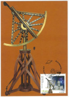 Portugal Maximum - Astronomy - Quadrant - Coimbra Observatory 2002 - Sterrenkunde
