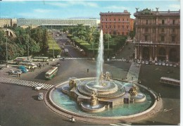 Esedra Square  Da Fotocolour Kodak Ekachrome Plurigraf Terni No 270 - Roma (Rome)
