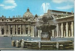 St Peter's  Square  Da Fotocolour Kodak Ekachrome Plurigraf Terni No 103 - Roma (Rome)