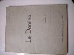Le Domino/cahier Fortin-moullot/rabat - Altre Collezioni