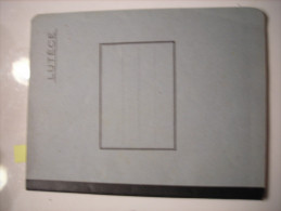 Lutece/cahier Usagé - Altre Collezioni