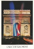 """L'Arc De Triomphe Production Leconte Editions """"Guy"""" Paris 8,10 Avenue Barbusse 94200 Ivry Sur-seine - Arc De Triomphe"""