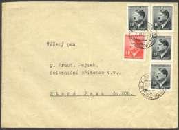 BuM0234 - Böhmen Und Mähren (1945) Altpaka - Stara Paka (letter) Tariff: 1,20K - Böhmen Und Mähren