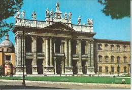 St.John In Laterano Church  Da Fotocolour Kodak Ekachrome Plurigraf Terni No 202 Unused Front & Back Shown - Churches