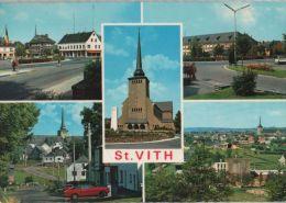 Belgien - Sankt Vith - Saint-Vith - Mit 5 Bildern - 1974 - Saint-Vith - Sankt Vith