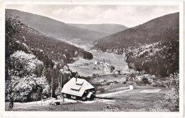 Pf. HERRENALB. Das Gaisfal. 301 - Bad Herrenalb