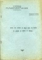 La Bourbonnaise : Détail Des Comptes Du Bilan Actif Et Passif - Vieux Papiers