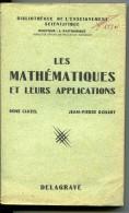 Les Mathématiques Et Leurs Applications : R Cluzel, Jean Pierre Robert - Livres Scolaires