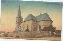 Belgique, Barbençon, L'église, Dos Divisé, A Circulé En 1912, Editions Louis Lebrun, TRÈS BON ÉTAT - Other