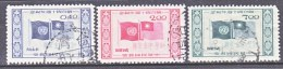 Rep.of China  1121-3    (o)  U.N.  FLAGS - 1945-... Republic Of China